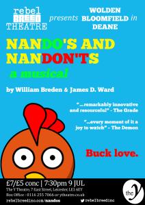 Nandos Y Theatre_A3_Portrait_Poster